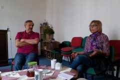 Literární kavárnička v LOU 05/2019